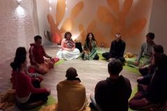 Celonočni meditacijski izziv Pot joge MAJ 2017