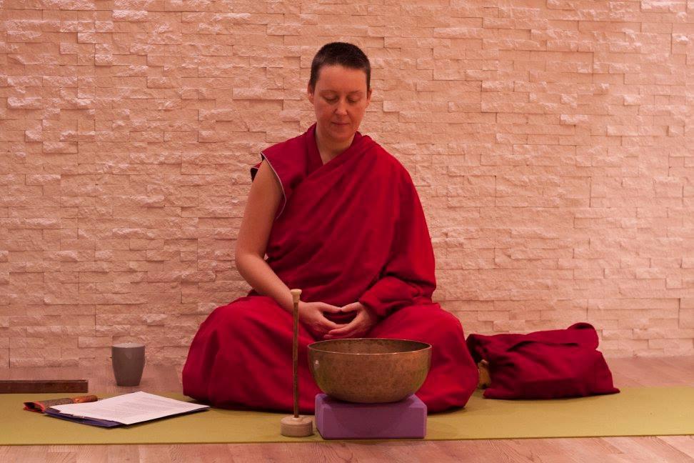 Budistične meditacije – november 2018