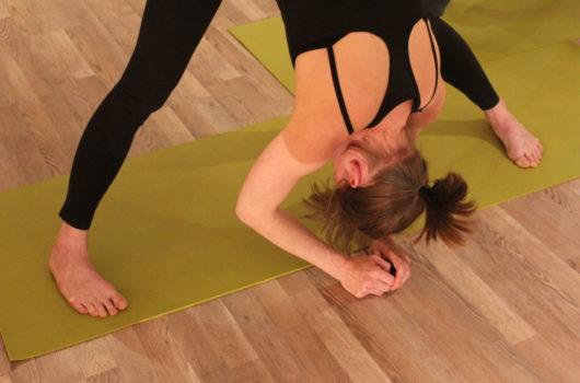 slow flow joga