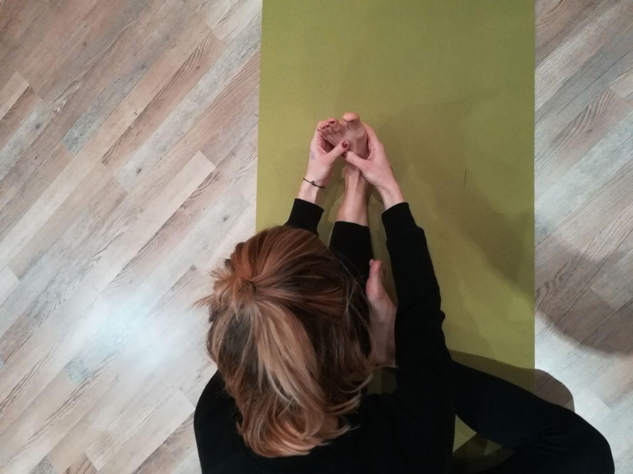Joga v Šiški – brezplačna prva praksa Pot joge