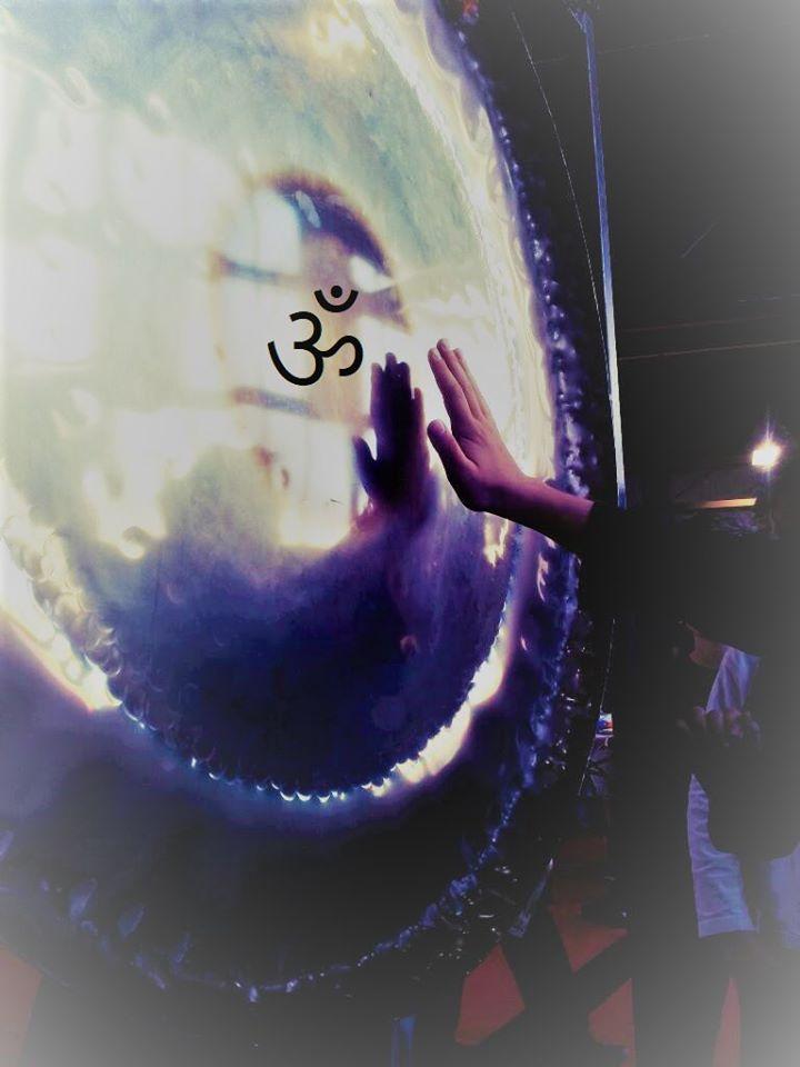 Zvočna kopel z gongom (petek, 6.12.)