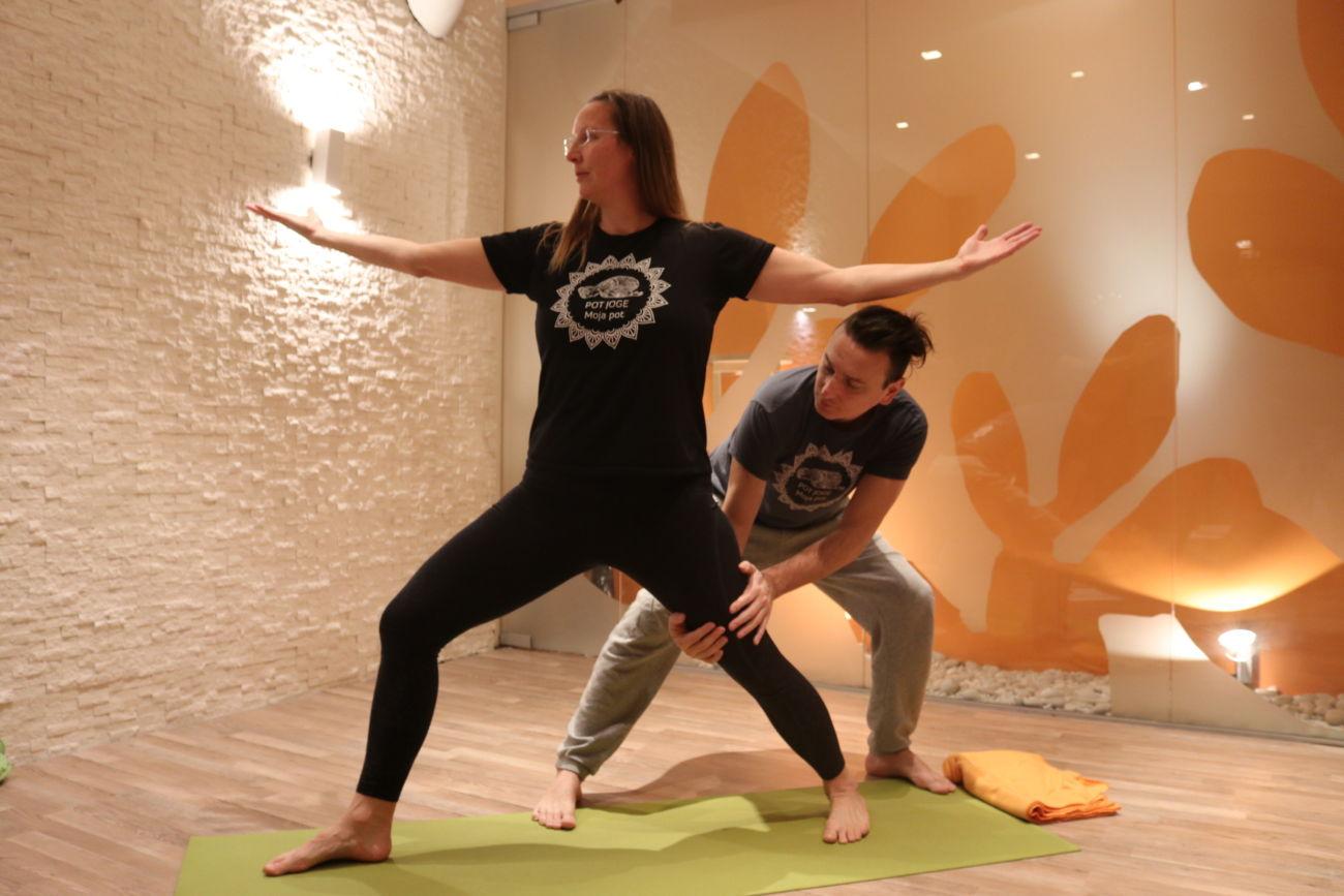 Tečaj za učitelja joge / Joga šola Pot joge 26. SEPT