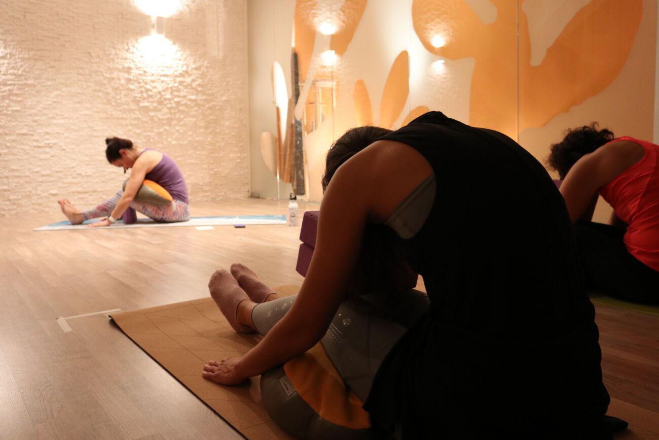 Praksa joge za boljši spanec
