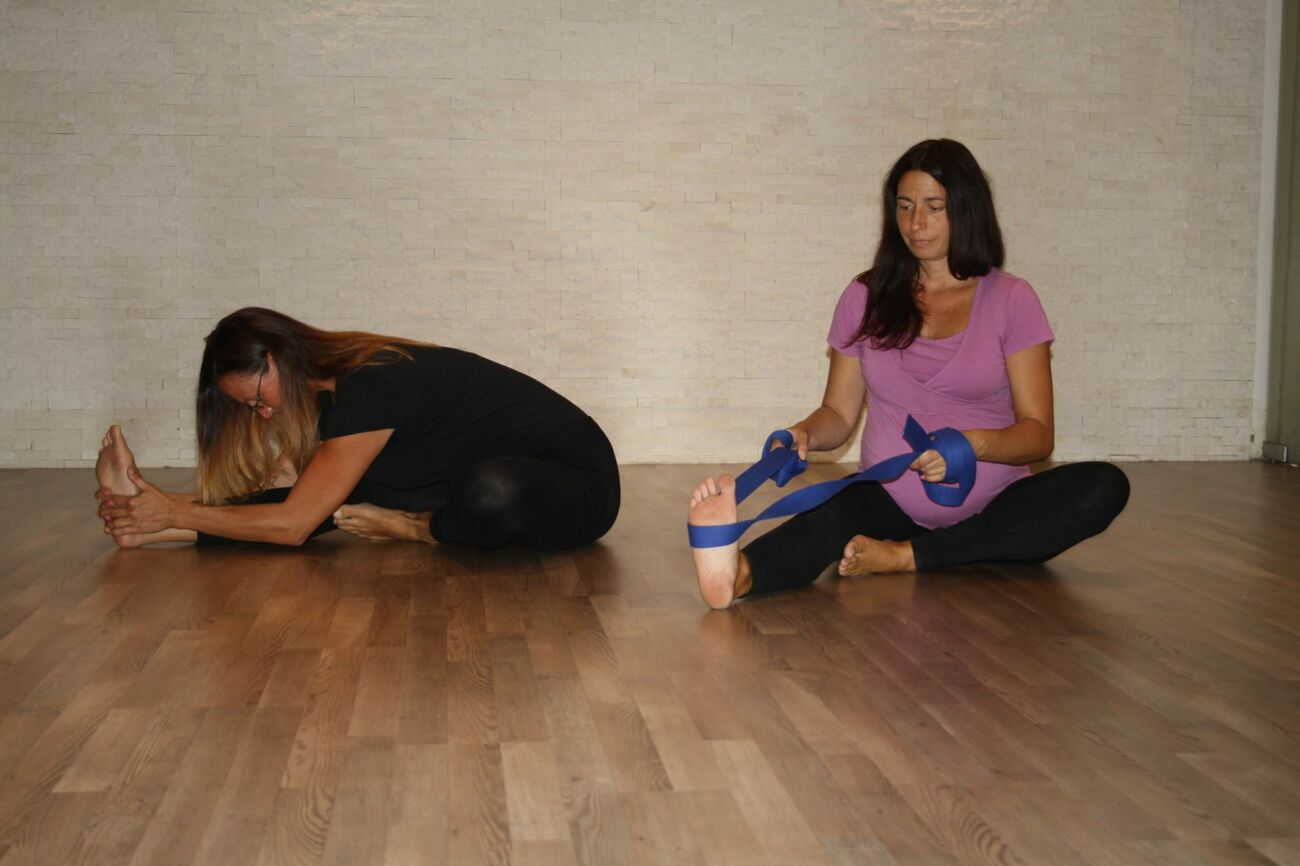 Joga v obdobju nosečnosti – modul Nadaljevalnega učiteljskega tečaja joge (23.OKT)